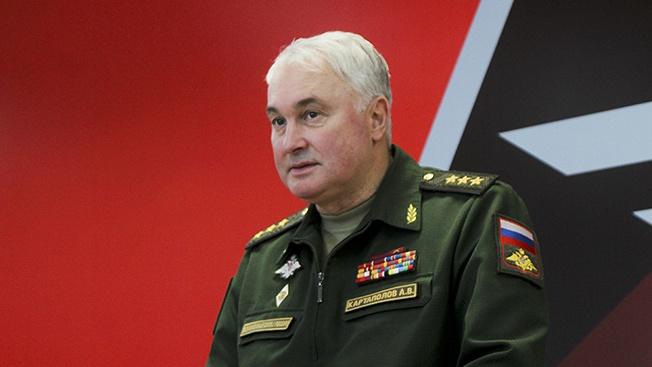 Генерал-полковник Андрей Картаполов: «Юнармия» - это не милитаризация, а инициатива, креатив, движение вперёд