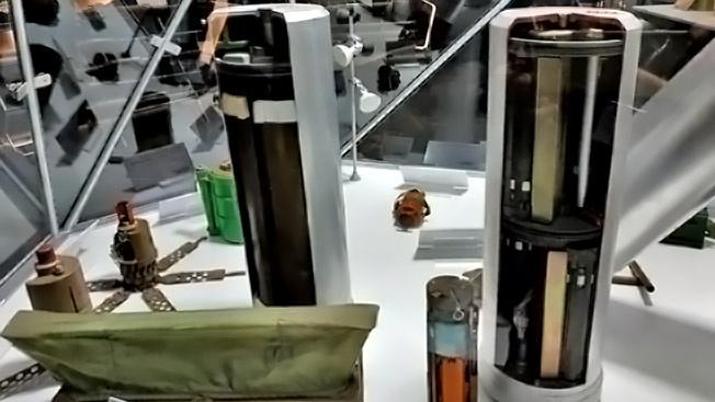 Умные мины: «Техмаш» представил кассеты, различающие людей и животных