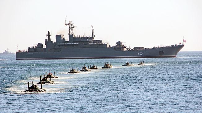 Десантный фирменный секрет капитана Алексея Кузнецова
