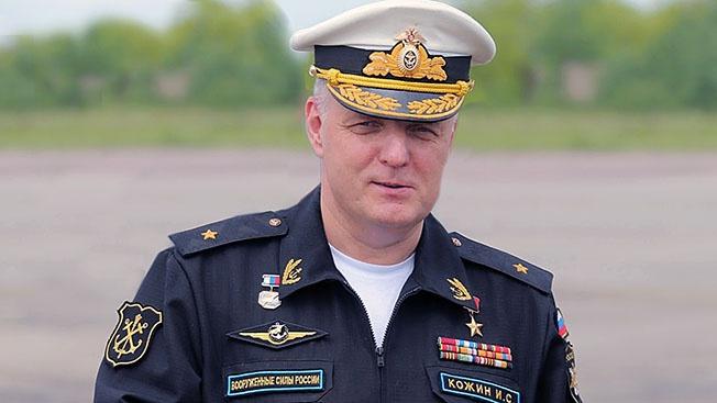 Генерал-майор Сергеевич Игорь Кожин  «В развитии и совершенствовании морской авиации мы идём по пути изменения не только техники, но и сознания людей»