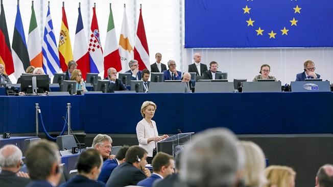 Месячная задержка Еврокомиссии и её обитателей