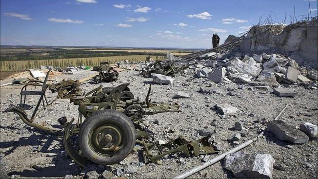 Донбасс: что происходило пять лет назад на Саур-Могиле