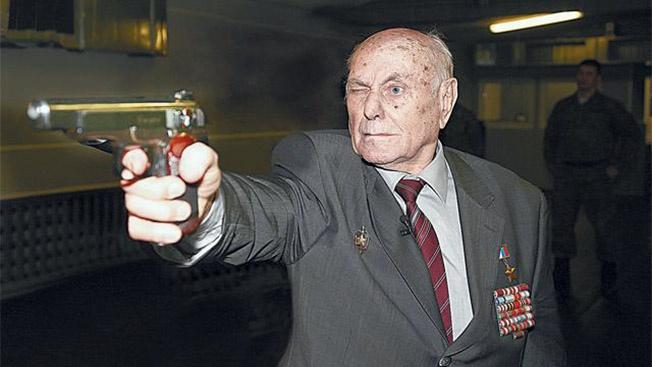 Разведчик Алексей Ботян. Солдат двух народов