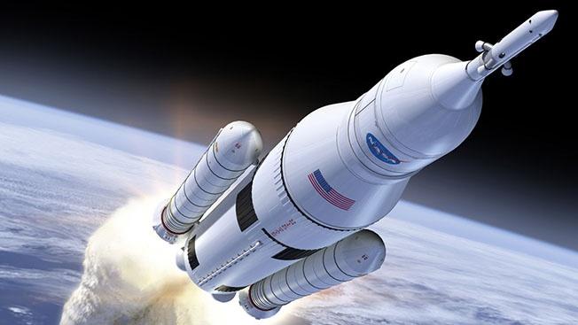 США: «Контролировать весь мир из космоса и управлять»