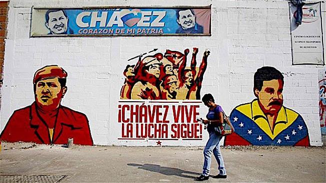 Над всей ли Венесуэлой безоблачное небо?..