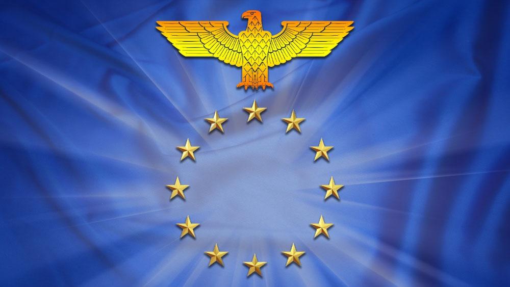 Евросоюз был придуман нацистами для покорения мира