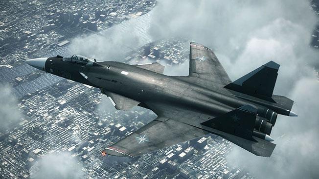 Су-47 «Беркут»: крыло обратной стреловидности и мощная механизация
