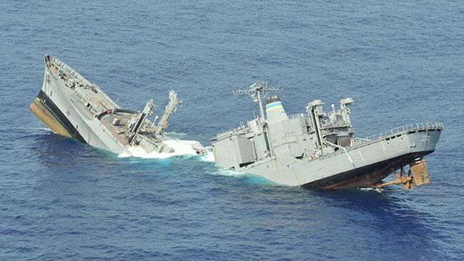 «Чёрный август»  американского флота