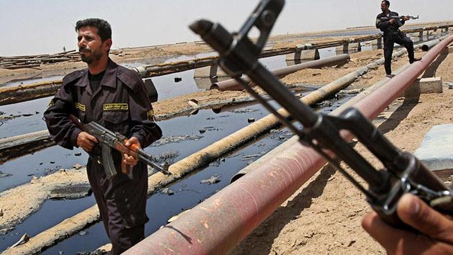 Кому достанется нефть Ирака и Сирии