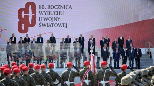 Польский междусобойчик побеждённых во Второй мировой войне