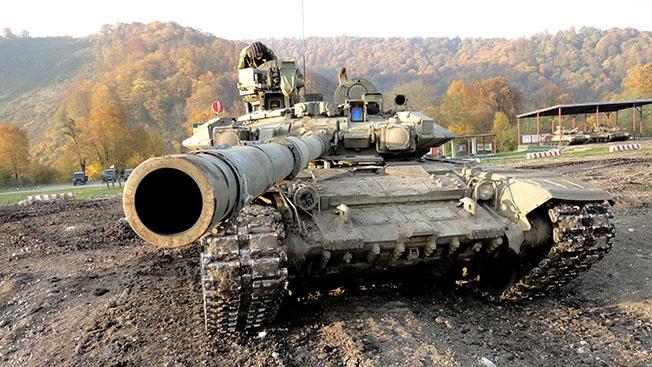 «Вожак танковой стаи»: как взводный старший лейтенант Алимерза Асланов «превращает» «срочников»  в надёжных танкистов