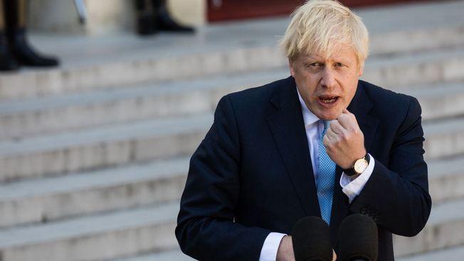Борис Джонсон: «камикадзе» по расчёту