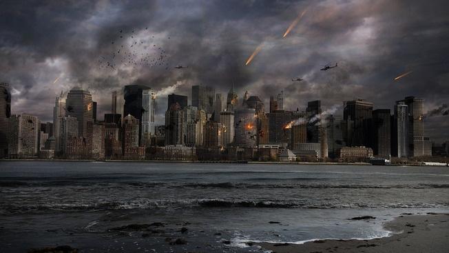 Призрак апокалипсиса