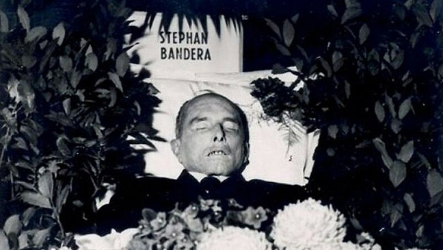 Степана Бандеру убрали западные спецслужбы
