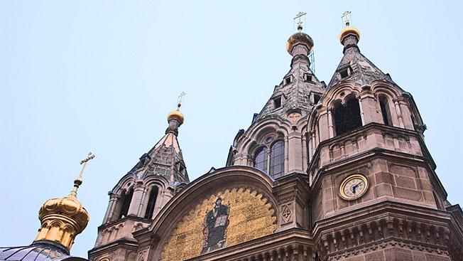 Господь управит: путь домой русской церковной эмиграции