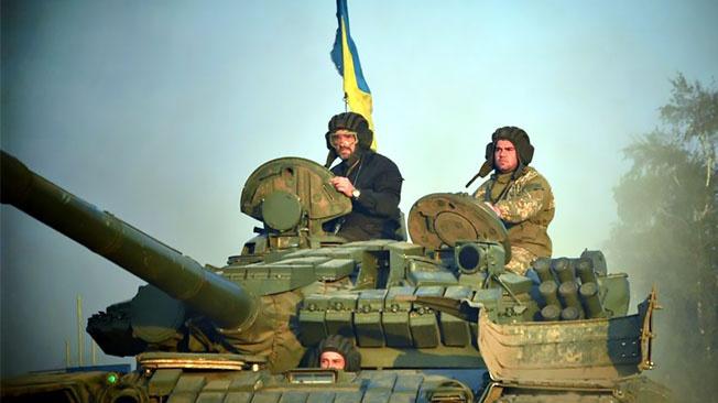 Большая война на востоке Украины - дело времени?