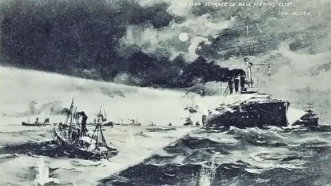 От Гулльского инцидента русско-японской войны до гибели малайзийского «Боинга-747»