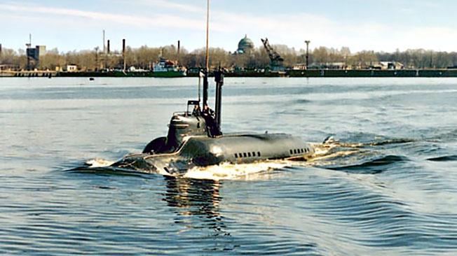 Россия запустит в Чёрное и Охотское моря «пираний»