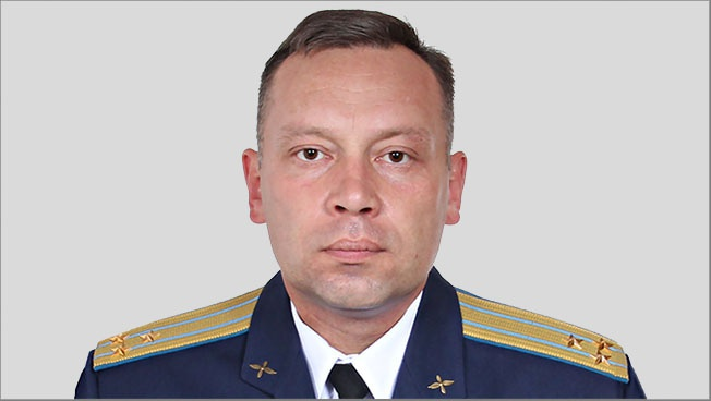 Полковник Сергей Кожевников: «Верьте, наши вертолётчики - лучшие в мире»