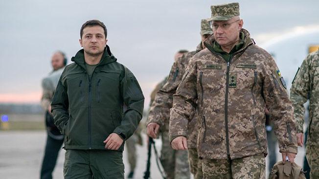 Владимир Зеленский - «Азову»: «Я не лох, а президент»
