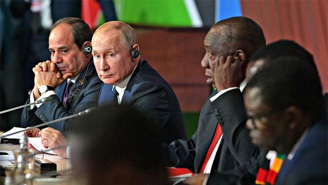 «Россия не стучится в дверь Африки, как хищник»