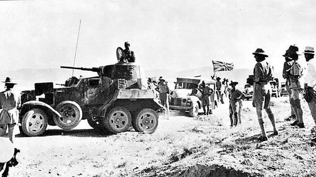 Как Британия «примазалась» к взятию Тегерана советскими войсками
