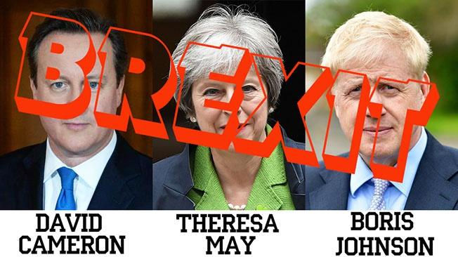 Brexit - пожиратель британских премьеров
