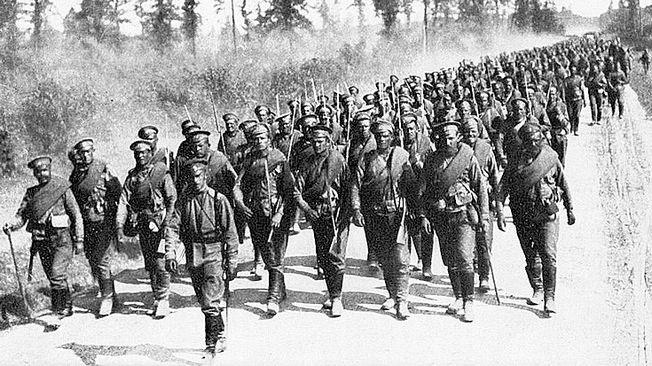 Константинополь - главная цель России в Первой мировой войне