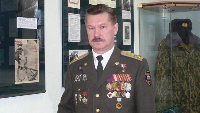 Герой России Вячеслав Сивко: «Дух настоящего десантника сильнее всех остальных чувств»