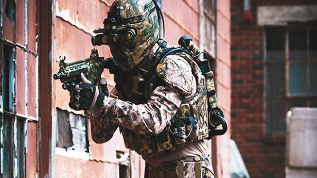США создают армию киборгов
