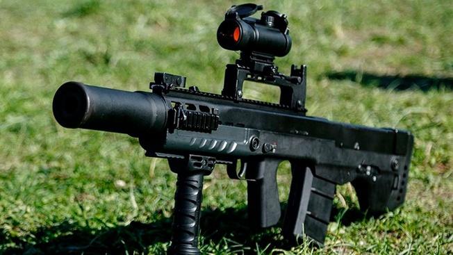 Автомат ШАК-12: устрашающий «штурмовик» для спецназа