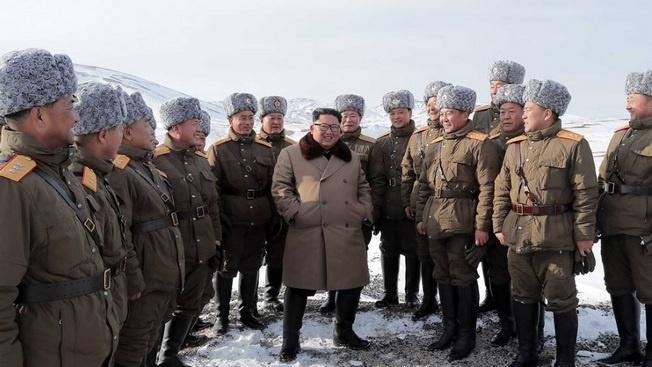 Что Ким готовит Трампу к Рождеству