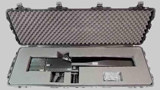 Загарпунить навскидку: электронное «ружьё» бьёт по дронам без промаха