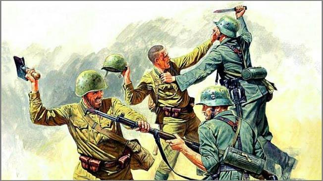 «Лопата - подруга солдата». Сколько функций может выполнить одна МПЛ-50