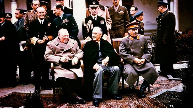 Сталин: «Мы как будто бы задаёмся целью обеспечить мир, по крайней мере, на 50 лет вперёд...»