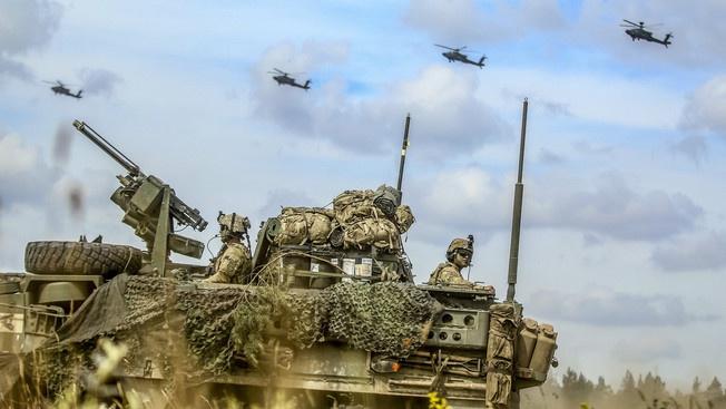 США: лучше гонки вооружений может быть только высокотехнологичная гонка вооружений
