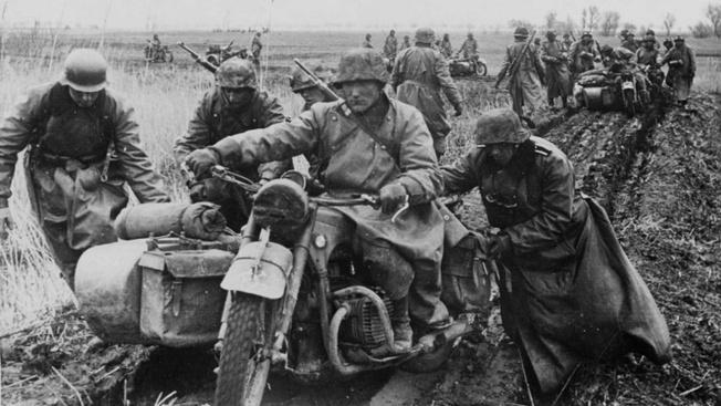 Сталинград сыграл плохую роль в судьбе нацистских «байкеров»
