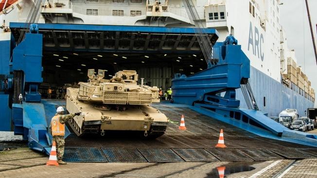 НАТО собирается разнести заразу по всей Европе
