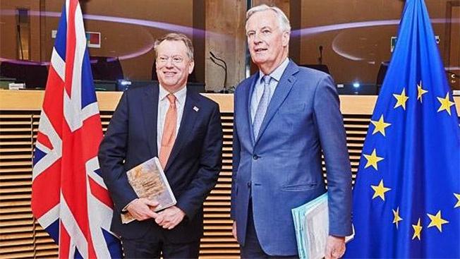 Переговоры Великобритании с ЕС и США: сеанс одновременной игры без эндшпиля