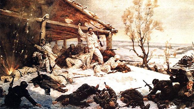 «Лыжная кавалерия» спецназа госбезопасности