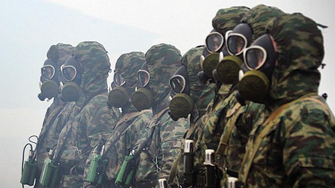 Армия готова встретить коронавирус в штыки