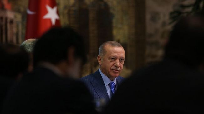 Реджеп Эрдоган попал в очень плохую компанию