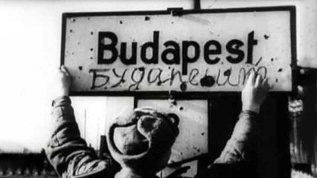 Медаль за город Будапешт