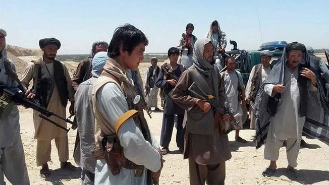 Коронавирус победил афганских боевиков?