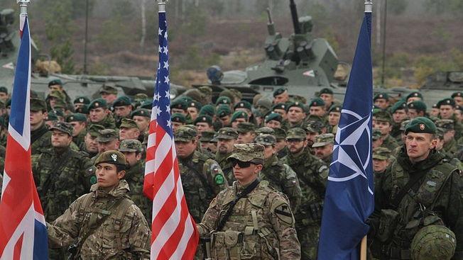 Оно нам НАТО?