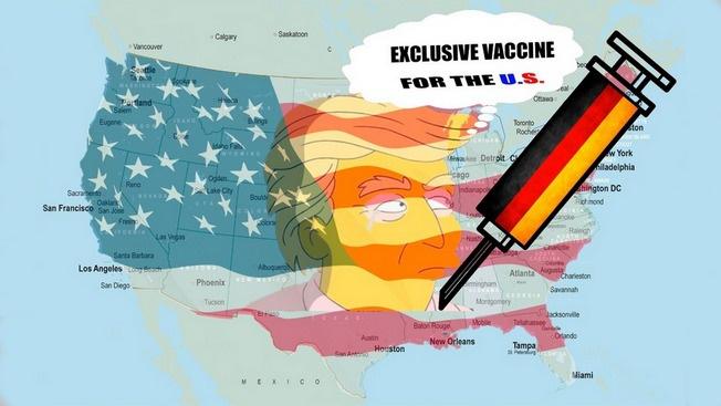 Пандемия: Америка первая среди неравных