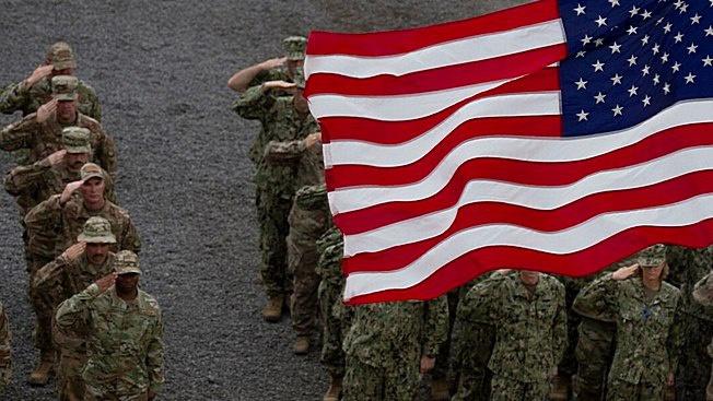 Министерство обороны США нацеливается на Китай и Россию