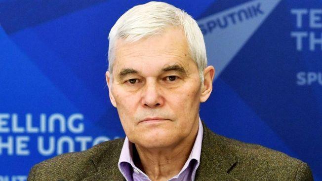 Константин Сивков: «Те, кто стоит за погромами в Европе, следующий удар нанесут по России»