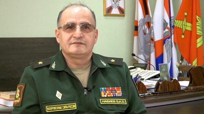 Генерал-майор Бахтияр Набиев: «Ни одно боевое подразделение, будь то разведчики, десантники, да кто угодно, никогда не пойдёт впереди сапёра»