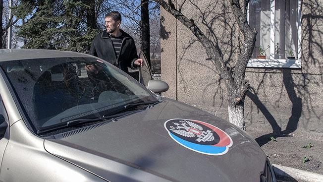 Донбасс - обыкновенная Спарта. Встреча с героями